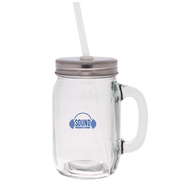 15 oz. glass, canning