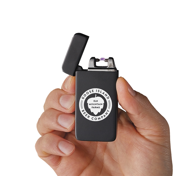 Electric rechargeable lighter that