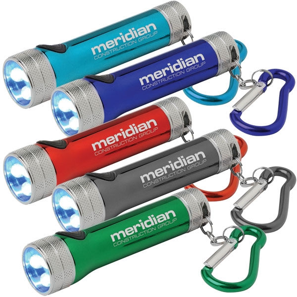 Vibrant deluxe LED key
