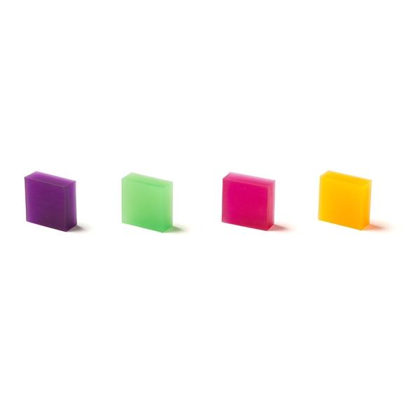 Square Translucent Eraser