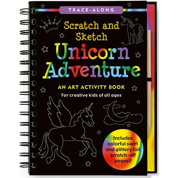 Scratch and Sketch™ -