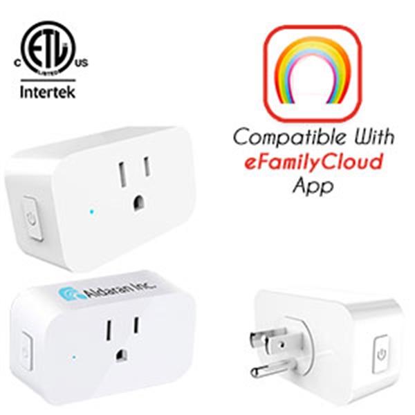 Smart plug home device