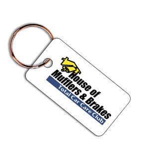 Promotional Plastic Keychains-P-4000-01