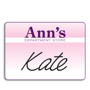 Promotional Name Badges-P-7100-01