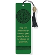 Celtic Beaded Bookmark with