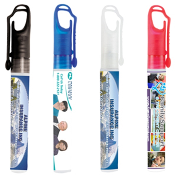 Antibacterial hand sanitizer spray