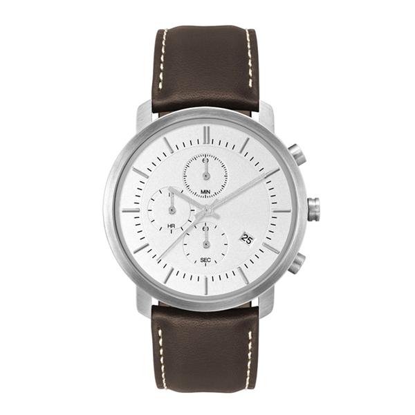 Bold and sophisticated watch