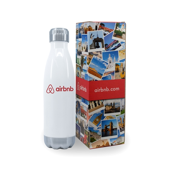Drinkware gift set with