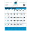 Promotional Contractor Calendars-373 2+ Colors