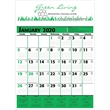 Promotional Contractor Calendars-375 2+ Colors