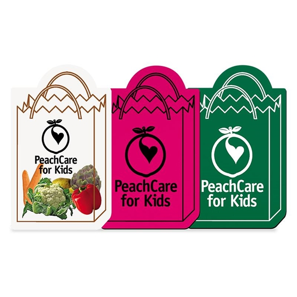 The Shopping Bag Jar