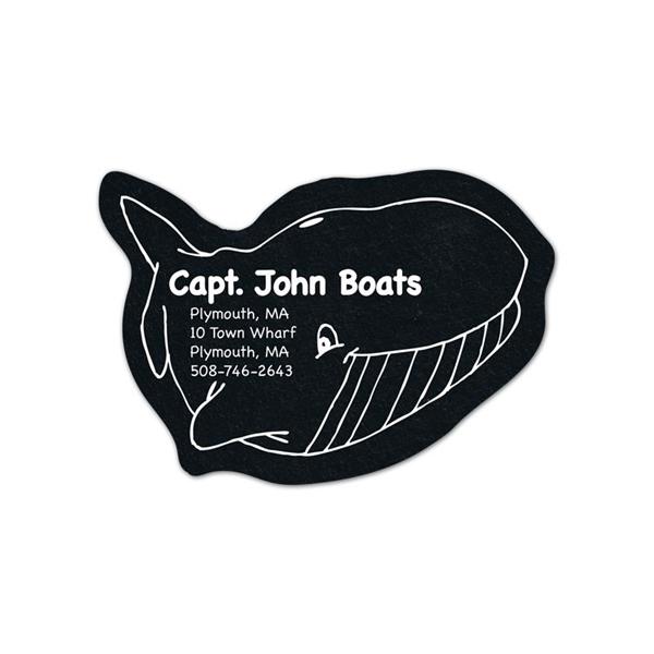 Whale Flat Tire Coaster