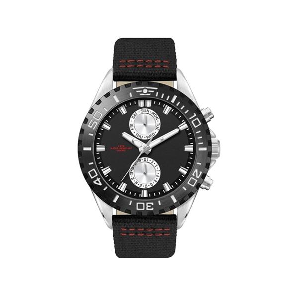 A stylish wristwatch for