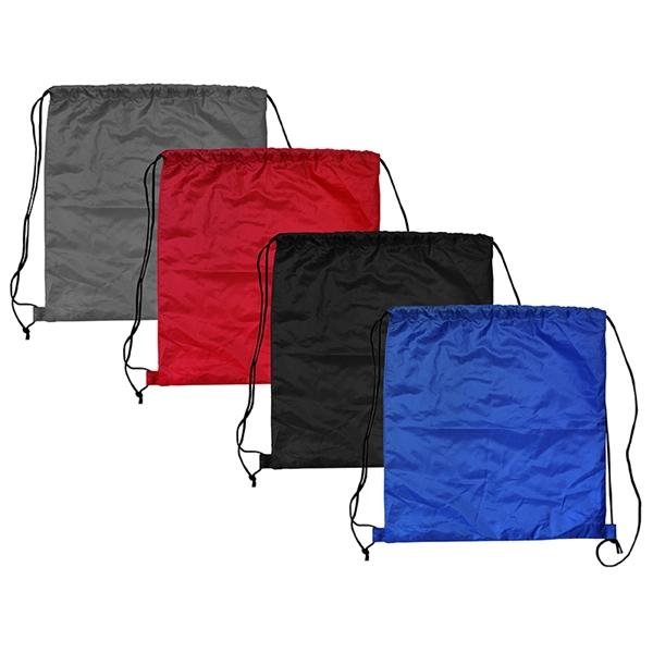 Blank, RPET Drawstring Backpack