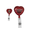 Heart Badge Holder- Closeout