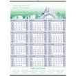 Promotional Wall Calendars-1101C