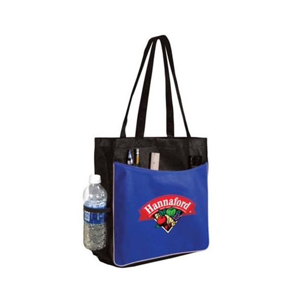 Non-woven business tote bag