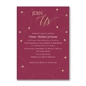 Promotional Invitations-XH58234FC115