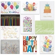 Promotional Greeting Cards-XHBDAX100P