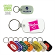Promotional Plastic Keychains-27060