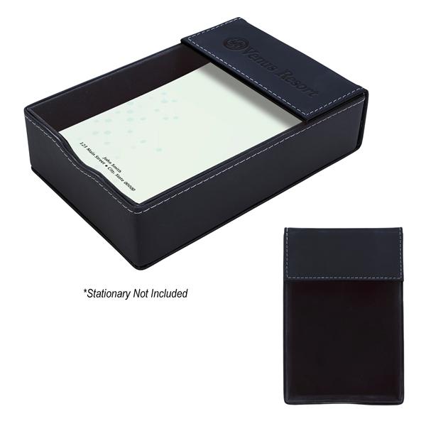 Executive memo box measuring