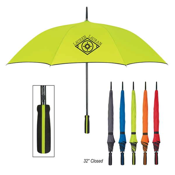 Automatic open umbrella with