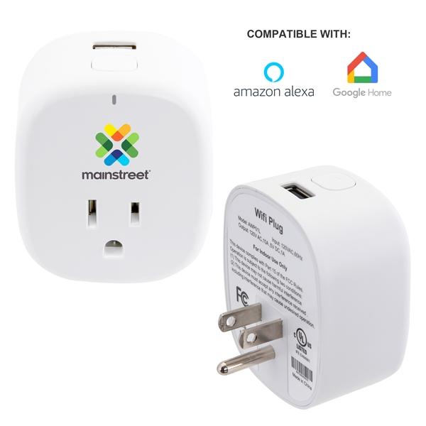 WiFi Smart Plug and