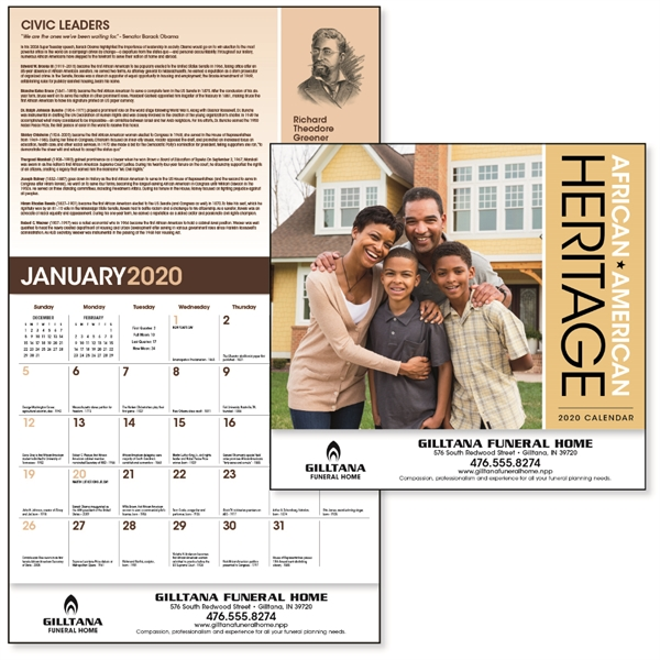 African-American Heritage - Family