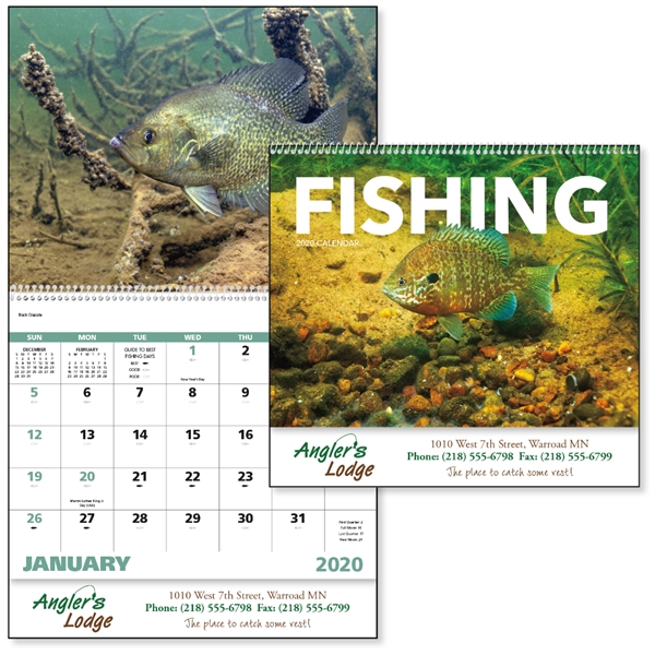 Spiral Fishing Sports/Wildlife 2020