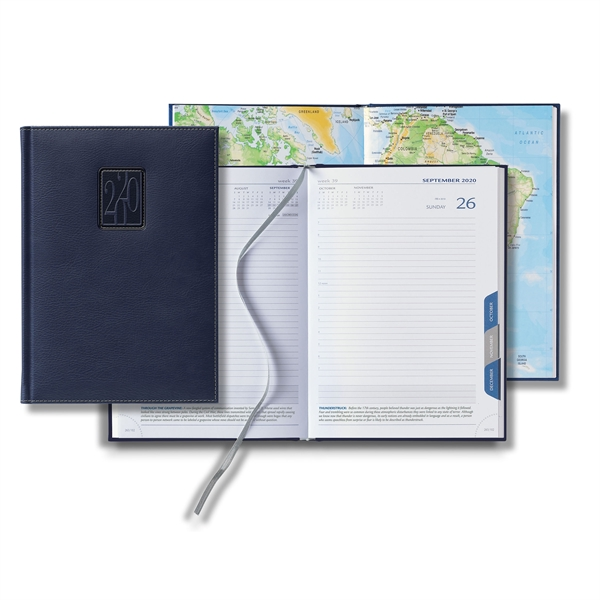 Panama mid-size daily planner.