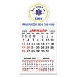 Promotional Magnetic Calendars-477641