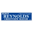 Promotional Bumper Stickers-41101