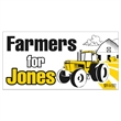 Promotional Bumper Stickers-41701