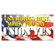Promotional Bumper Stickers-43734