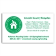 Promotional Business Card Magnets-RP05