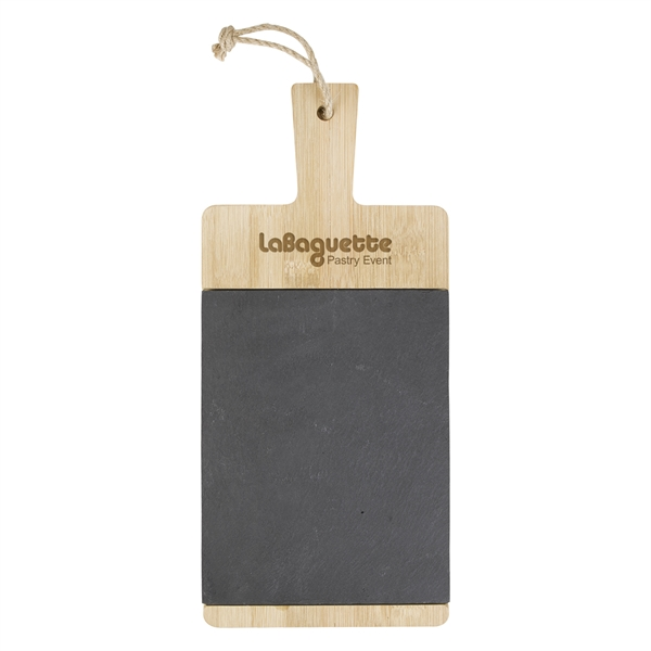 Lightweight bamboo and slate