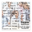 Promotional Business Card Magnets-111504