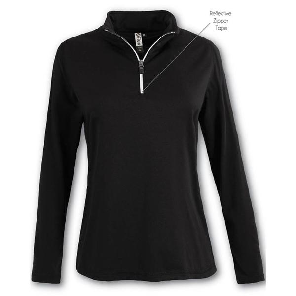 Women's 1/4 zip top
