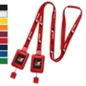 Promotional Retractable Badge Holders-ELSS-38-SLIM