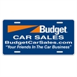 Promotional License Plates-48101