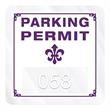 Promotional Parking Permits-56501