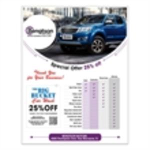 Promotional Auto Dealer Necessities-472701