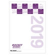 Promotional Wipe Off Memo Boards-143401-R