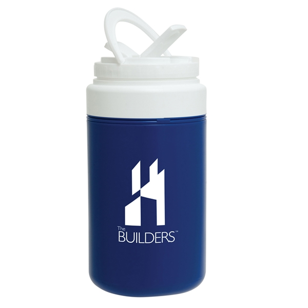 Insulated jug made of