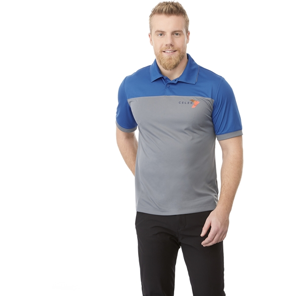 Embroidered Polo Tee