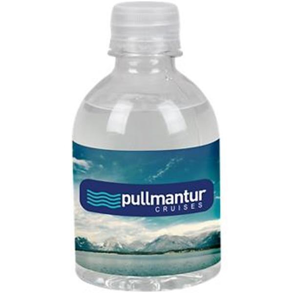 8 oz. water bottle