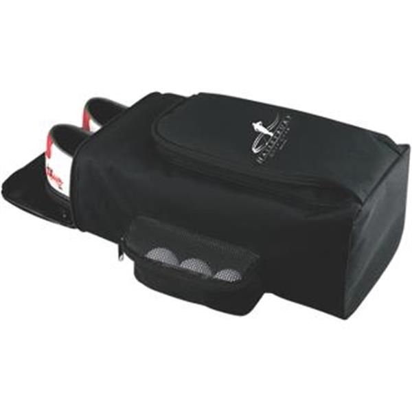 Golf shoe bag with