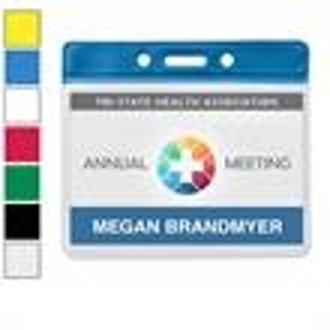 Promotional Badge Holders-406-J-___