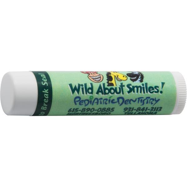 Lip balm with aloe,