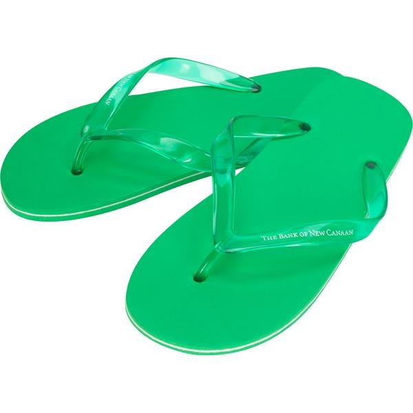 Youth beach flip-flops with